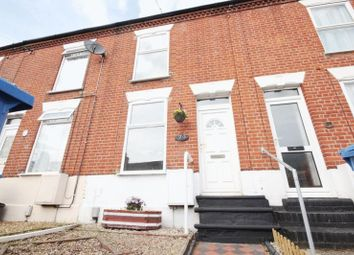 Thumbnail 3 bed property for sale in Wodehouse Street, Norwich