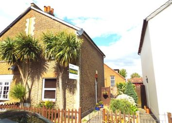 Thumbnail 2 bed semi-detached house for sale in New Malden, Surrey, England
