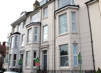 Thumbnail 3 bed flat to rent in Cambridge Road, Walmer, Deal