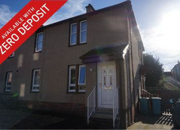 Thumbnail 2 bedroom maisonette to rent in Hillview Avenue, Glasgow