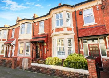 Thumbnail 3 bed flat for sale in Washington Terrace, North Shields