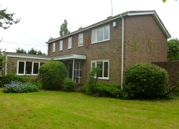 Thumbnail 5 bed detached house to rent in Old Lenham Road, Doddington, Sittingbourne, Kent
