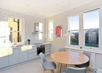Thumbnail 3 bed flat to rent in Castellain Mansions, Castellain Road, London