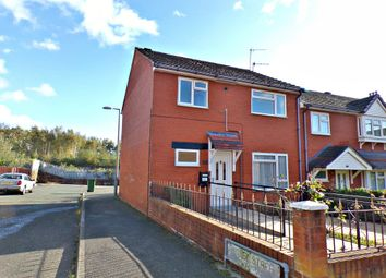Thumbnail 3 bed end terrace house for sale in Quigley Street, Birkenhead