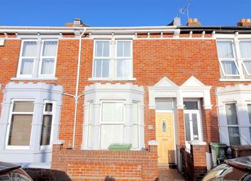 Thumbnail 3 bed terraced house for sale in Tranmere Road, Southsea