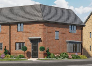 Thumbnail 3 bedroom detached house for sale in Potton Road, Biggleswade