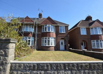 Thumbnail 3 bedroom semi-detached house for sale in Harwich Road, Colchester