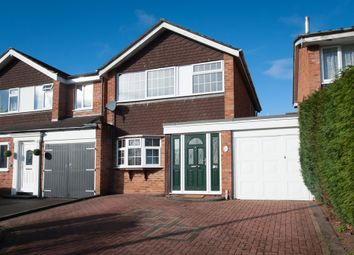 Thumbnail 3 bed link-detached house for sale in Flora Close, Tamworth