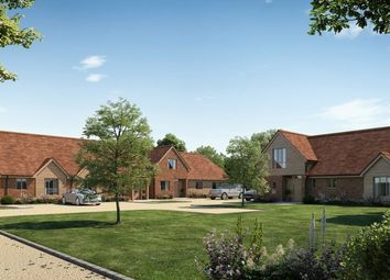 Thumbnail 4 bed detached house for sale in Queensway, North Moreton, Didcot