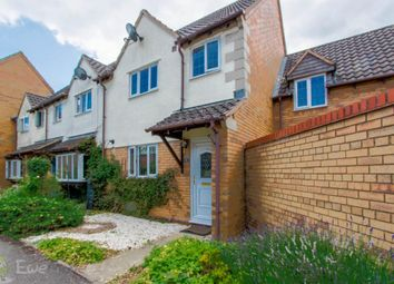 Thumbnail 3 bed terraced house to rent in Clematis Court, Bishops Cleeve, Cheltenham