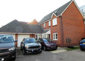 Thumbnail 6 bed detached house for sale in Yew Tree Rise, Rogiet, Caldicot