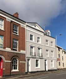 Thumbnail 1 bed flat to rent in Holloway Street, Exeter
