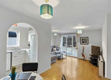 Thumbnail 1 bedroom flat for sale in Cricketers Walk, London