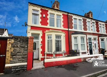 Thumbnail 2 bed end terrace house for sale in Florence Street, Splott, Cardiff