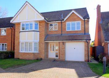 Thumbnail 4 bed detached house for sale in Carnoustie Court, Sutton Bridge, Spalding, Lincolnshire