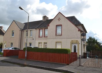 Thumbnail 2 bed flat for sale in Coltness Drive, Bellshill