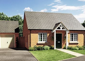 Thumbnail 2 bed detached bungalow for sale in Heanor Road, Smalley, Ilkeston