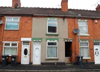 Thumbnail 3 bed terraced house for sale in Harold Street, Nuneaton Town Centre, Nuneaton, Warwickshire