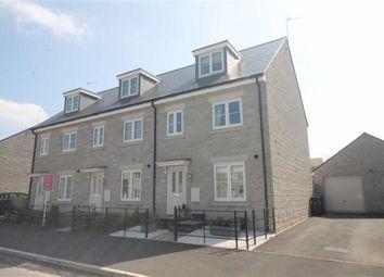 Thumbnail 3 bedroom end terrace house for sale in Cowleaze, Purton, Swindon