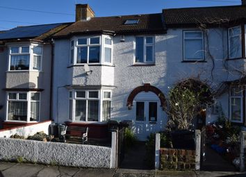 Thumbnail 4 bed terraced house for sale in Gouge Avenue, Northfleet, Gravesend
