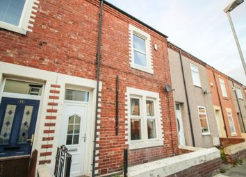 2 bed terraced house for sale in Rowley Street, Blyth, Northumberland NE24