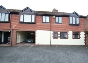 Thumbnail 3 bed town house for sale in Cecil Road, Paignton