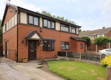 Thumbnail 3 bed semi-detached house for sale in Kellbank Road, Goose Green, Wigan