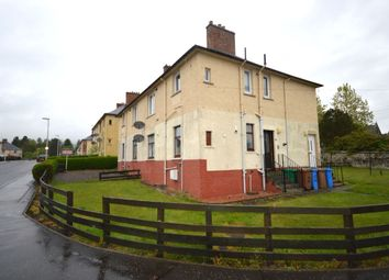 Thumbnail 2 bed flat to rent in Benarty Avenue, Crosshill, Lochgelly