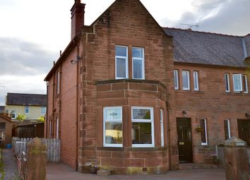 Thumbnail 3 bed semi-detached house for sale in Hermitage Drive, Dumfries