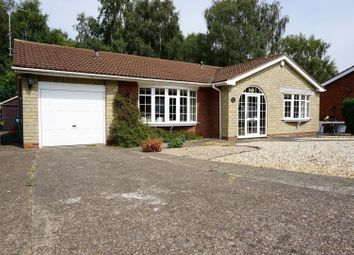 Thumbnail 3 bed detached bungalow for sale in Denby Dale Close, Lincoln