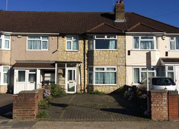 Thumbnail 3 bed terraced house for sale in Berkeley Avenue, Cranford
