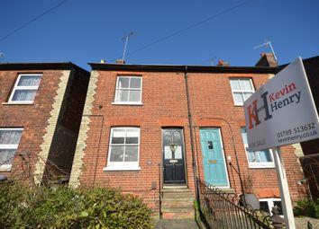 Thumbnail 3 bed semi-detached house for sale in Ashdon Road, Saffron Walden