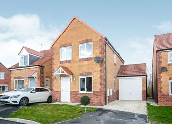 3 bed detached house for sale in Rosebud Way, Holmewood, Chesterfield S42