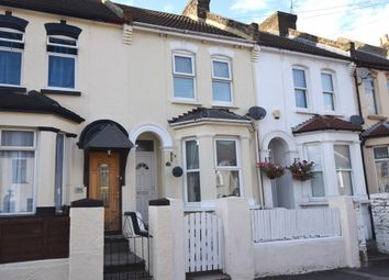Thumbnail 3 bed terraced house for sale in Gordon Road, Rochester, Kent