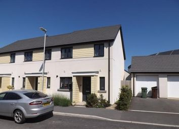 3 bed end terrace house for sale in Saltram Meadow, Plymstock, Devon PL9