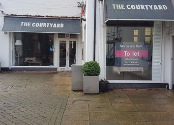 Thumbnail Retail premises to let in Market Street, Barnstaple