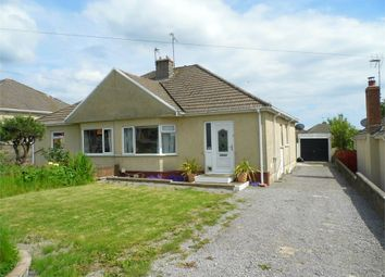 Thumbnail 2 bed semi-detached bungalow for sale in Merlin Crescent, Cefn Glas, Bridgend, Mid Glamorgan