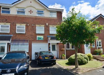 Thumbnail 3 bed town house for sale in Martholme Avenue, Clayton Le Moors, Accrington