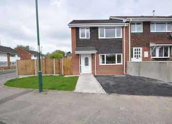 Thumbnail 3 bed semi-detached house to rent in Brisbane Drive, Heron Ridge, Nottingham