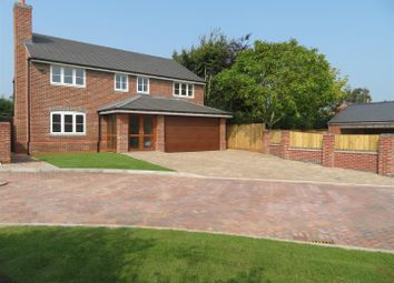 Thumbnail 4 bed detached house for sale in Main Street, Ashby Parva, Lutterworth