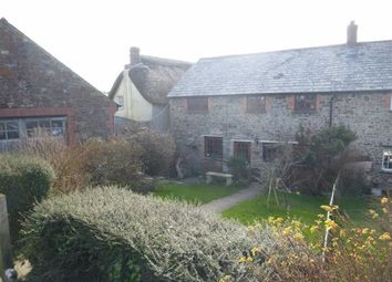 Thumbnail 4 bed terraced house to rent in Crosstown, Morwenstow, Bude, Cornwall