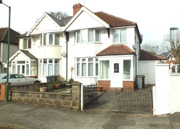 3 bed semi-detached house to rent in Sandy Hill Rise, Shirley, Solihull B90