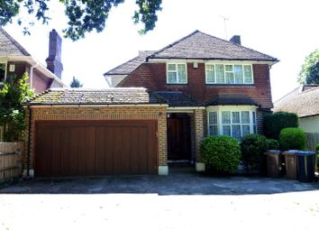 Thumbnail 3 bed detached house for sale in Salisbury Road, Worcester Park