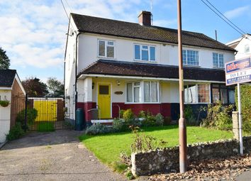 Thumbnail 3 bed property to rent in St. Davids Road, Hextable, Swanley