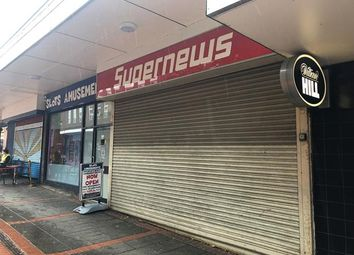 Retail premises to let in Lord Street, Wrexham LL11