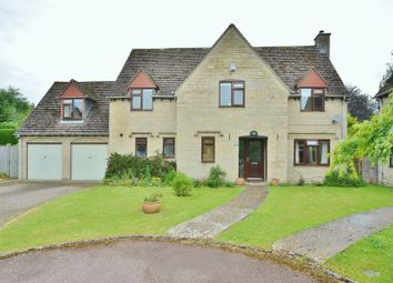Thumbnail 5 bed detached house for sale in Keble Lawns, Fairford, Gloucestershire.