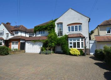 Thumbnail 7 bed property for sale in Rowley Green Road, Arkley, Hertfordshire