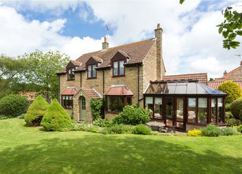 Thumbnail 4 bedroom detached house for sale in South Back Lane, Terrington, York, North Yorkshire
