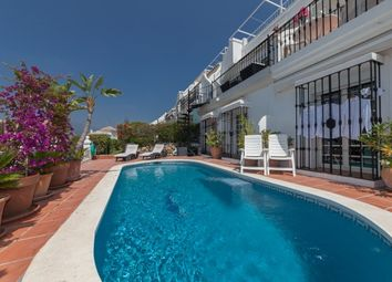 Thumbnail 3 bed town house for sale in Spain, Málaga, Marbella, Nueva Andalucía