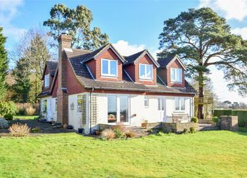 Thumbnail 4 bed detached house for sale in New Road, Duddleswell, Uckfield, East Sussex